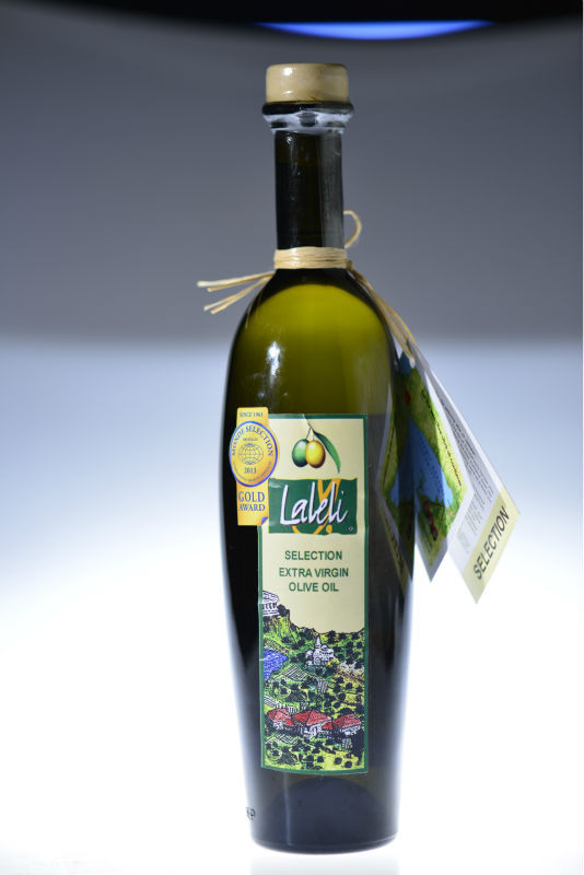 SELECTION EXTRA VIRGIN FIRST CLASS OLIVE OIL by LALELI ( PRODUCED IN TURKEY ) (3 Liter Tin - Can)