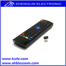 Custom IR learning all keys remote control for tv tit