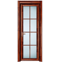 HS-JY9036 for small spaces interior doors with glass inserts