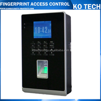 M66 Standalone Employees Fingerprint Time Attendance with Alarm Clock