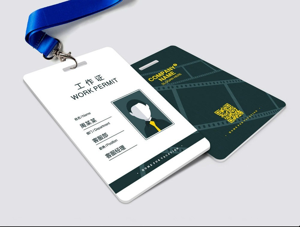plastic id card models voter id card format