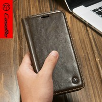 New Luxury Flip Cover Stand Wallet PU Leather Case For LG G5 Mobile Phones Accessory