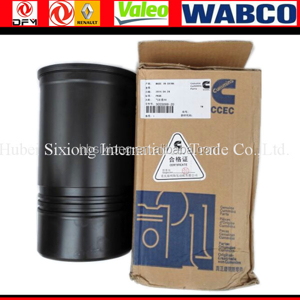 Good performance original cylinder liner 3055099