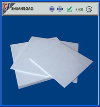 hot sale pure teflon plastic ptfe gasket sheet