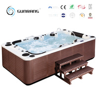 Best Selling Outdoor Extra Large Spa Hottubs for 10 person