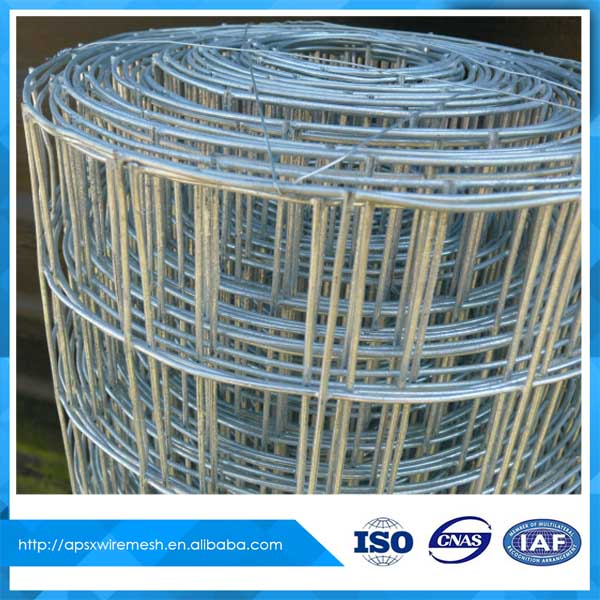 Prices of galvanized welded wire mesh