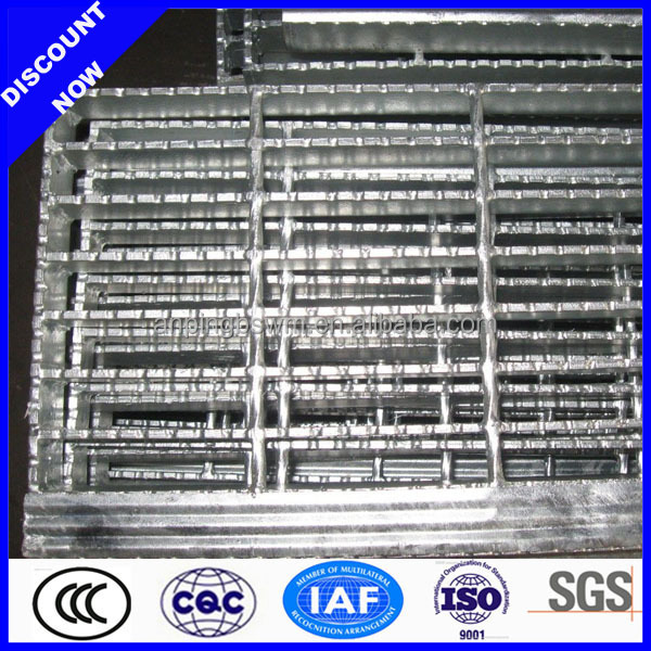 cheap high quality steel bar grating mesh panel