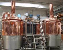 copper brewery equipment