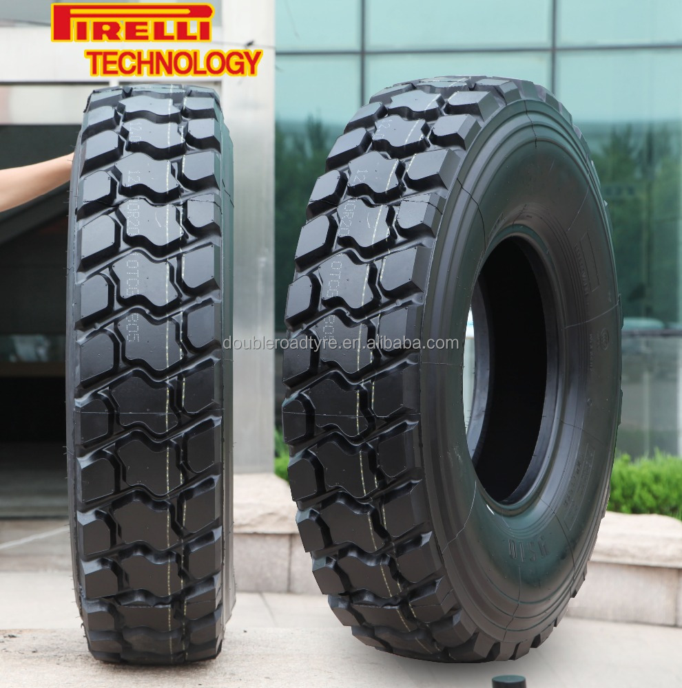 Wholesale Doubleroad Brand New Pattern truck tire 1200R20 Inner Tube Tires Chinese Factory Low Price