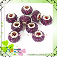 cheap wholesale high quality shamballa rhinestone beads