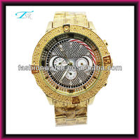 New pattern watch made in China high quality watch name brand good quality watch latest on alibaba