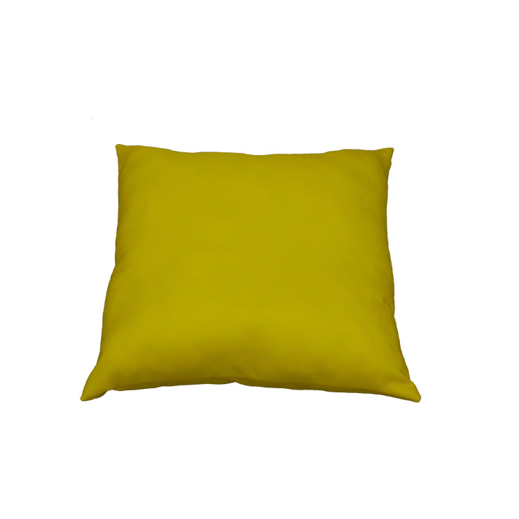 Tailor made Revolutionary Waterproof Yellow Bilateral Single Needle 40 x 40 Pillow Case Pet