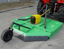tractor lawn mower mounted rotary mower grass slasher