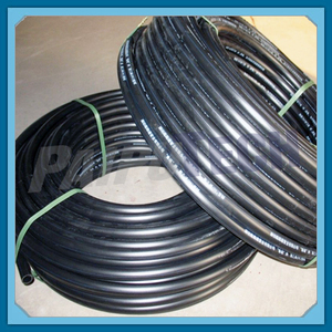 PE 100 Black Roll Pipe Irrigation Pipe Alkathene Pipe