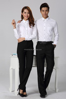 High quality SLIM fit dress shirt for men and women