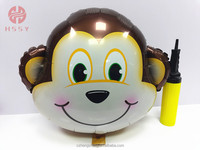 New products 2016 inflatable balloon foil cartoon