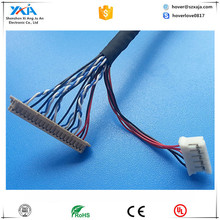 XAJA high performance cable assembly techwood lvds cable