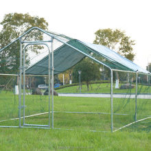 Big Sale chicken coop hen house Outdoor Exercise Metal anim Cage 3M X 4M X 2M Walk in run For Cat Rabbit Ducks Hens