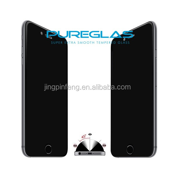 2016 New Product Matte Phone Privacy Glass Screen Protector for Iphone 6