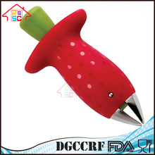 NBRSC Strawberry Stem Leaves Stalks Fruit Corer Kitchen Tool Stem Remover Slicer
