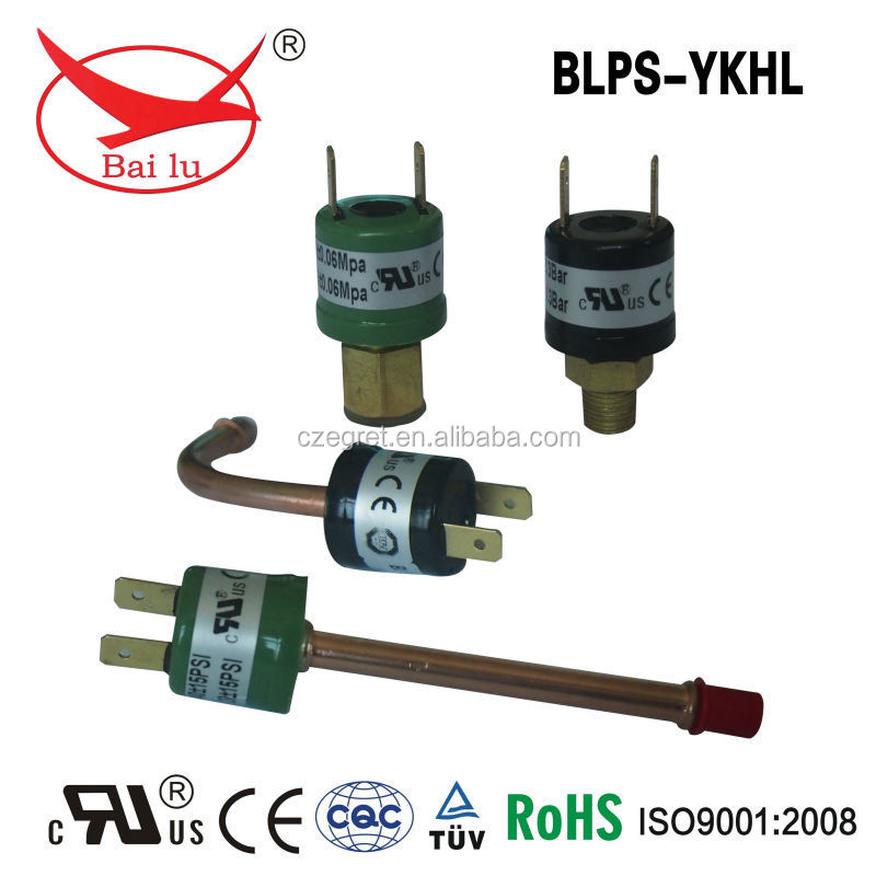 air compressor water/heat pump Good quality and low price pressure control switch for water flier