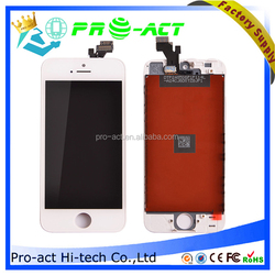 100% Tested display screen for iphone 5 , for iphone 5 display screen