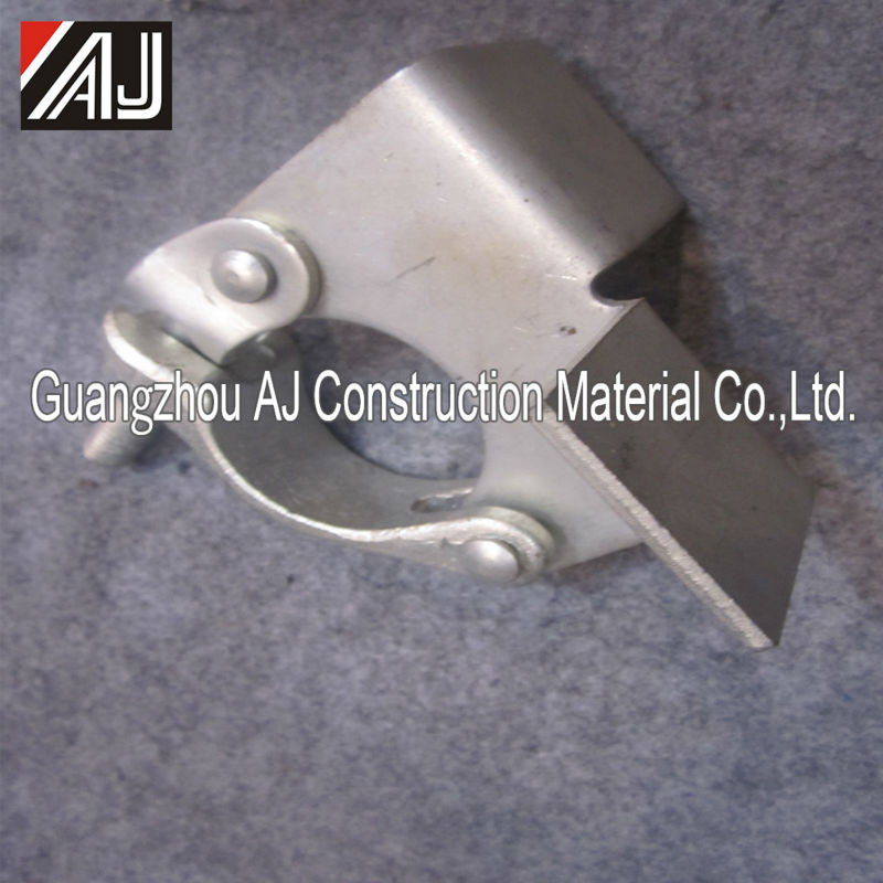 Guangzhou steel scaffold toe board clamp