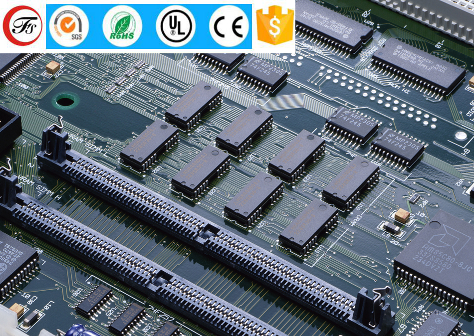 RoHS Quality Multilayer up to 20 PCB Fabrication PCB Circuit Board Assembly Manufacturer