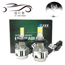 Wholesale Super High Power H4 Hi/Lo Beam Led Headlight A233 Car Bulb Headlamp H1 H4 H7 Headlight COB