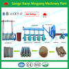Best quality and no noise used wood briquette press machine
