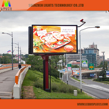 2017 New solar powered p16 led display dip led pcb board outdoor p16 led display screen for sale