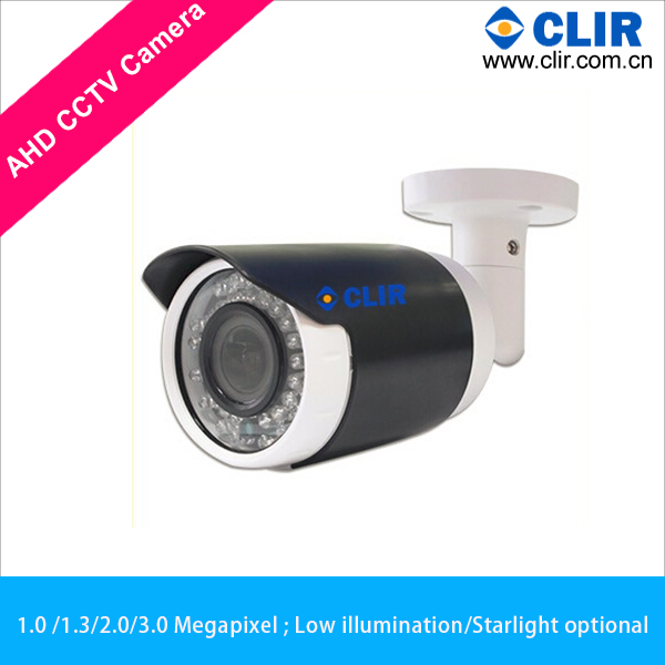 "Outdoor 1/3"" SONY IMX291 CMOS AHD 2 Megapixel Star light CCTV Camera"
