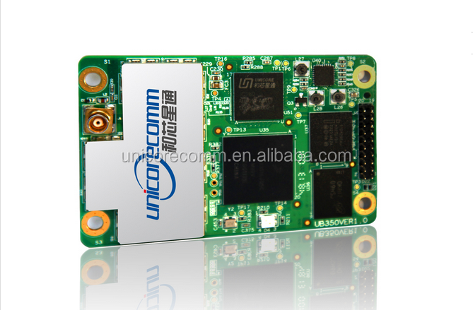 UB352 BDS/GPS/GLONASS Tri-System Pent-Frequency High Precision Board