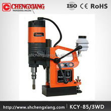 constant power magnetic drill machine/rig KCY-85/3WD