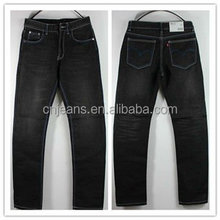 GZY superior quality mens long jean straight denim trousers male cheap stock lots full sizes hottest men jeans