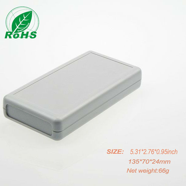 5.31*2.76*0.95inch hard plastic cases wholesale
