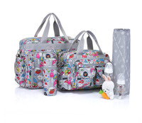 Fashion Changing Bag Set, Diaper Bags, 3 in 1 duffle bags