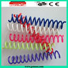Mass single plastic spiral coil binding rings for book (18mm)