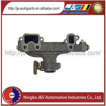 Newest design high quality engine exhaust manifold factory casting parts
