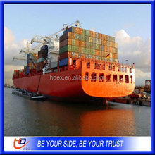 shipping container cost from china to east africa