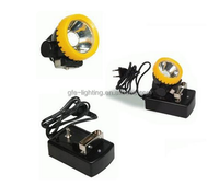 waterproof ip65 2Ah rechargeable led wireless portable miners cap lamp