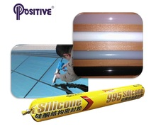 Hot Silicone rubber gap filler for gap window and doorframe