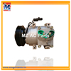 4596-550AB 4596-550AC Electric Car Compressor For GMC Chrysler Sebring / Dodge Stratus