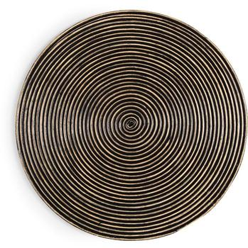Round Rattan Placemats for tableware