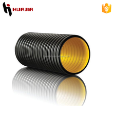 JH0596 ads pipe corrugated hose 100mm dwc hdpe pipe