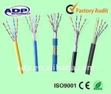Factory Offer UTP FTP STP SFTP Cat 6 Lan Cable