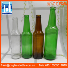 10 years Factory BPA Free long neck beer bottles
