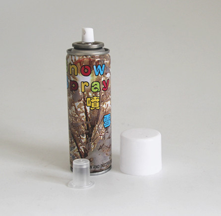 150ml White Foam Taiwan Snow Spray India Most Popular For Party
