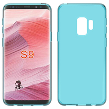 Clear cellphone tpu cover for Samsung Galaxy S9 case cover S9 gel case