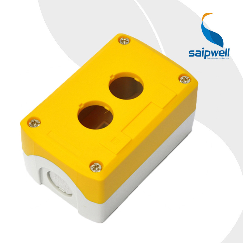 Electric Pushbutton Control Switch Box